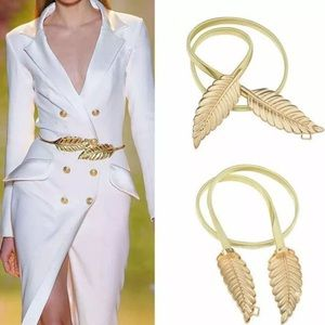 Gold Celeb fashion belt